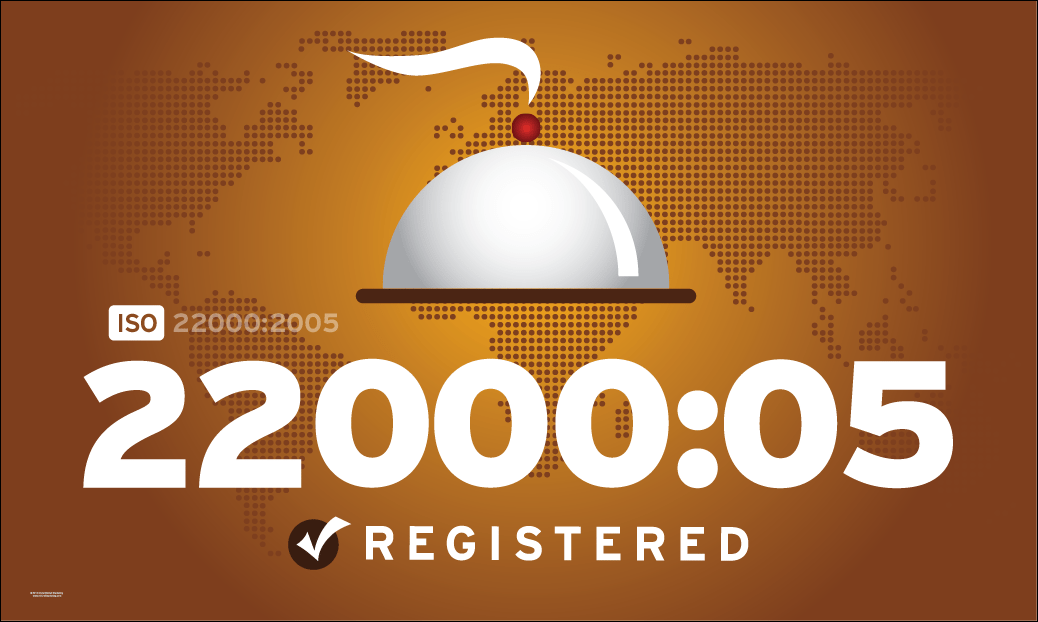 ISO 22000 Flags Banners and Graphics