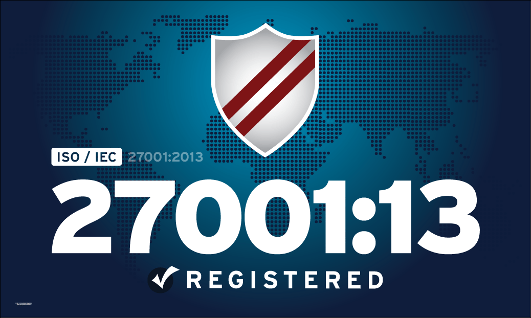 ISO 27001 Flags Banners and Graphics