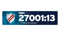 ISO 27001 2013 Banner