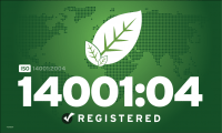 ISO 14001:2004 Products