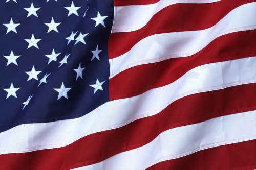 Heavy Duty 2-Ply Polyester American Flag
