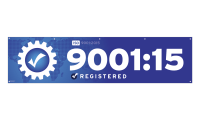 ISO 9001 2015 Banner